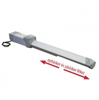 Fadini HINDI 880/280 – 17 sec + fék/90° olajhidraulikus nyílókapu-mozgató