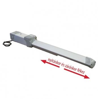 Fadini HINDI 880/400 – 26 sec + fék/90° olajhidraulikus nyílókapu-mozgató